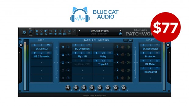 BlueCatAudio PatchWork April 2021