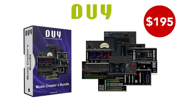 DUY MUSIC CREATOR'S BUNDLE APRIL2021