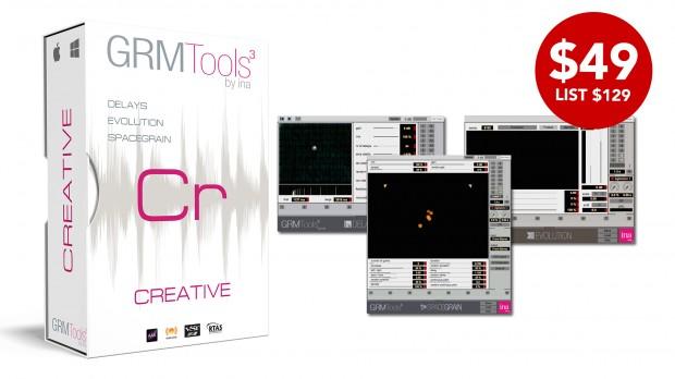 GRM Tools Creative Bundle APRIL2021