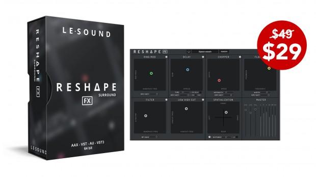 LeSound Reshape FX APRIL2021