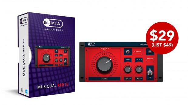 MIA Labs Musiqual RED SE April 2021