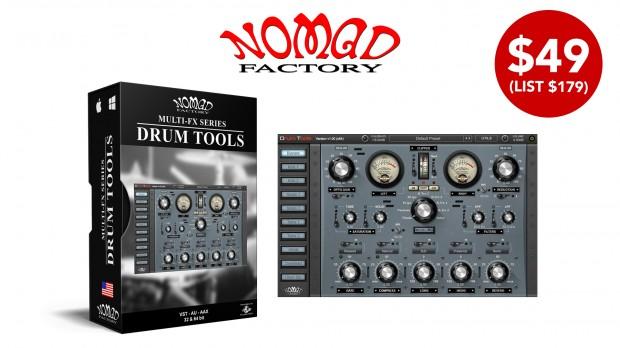 Nomad Drum Tools APRIL2021