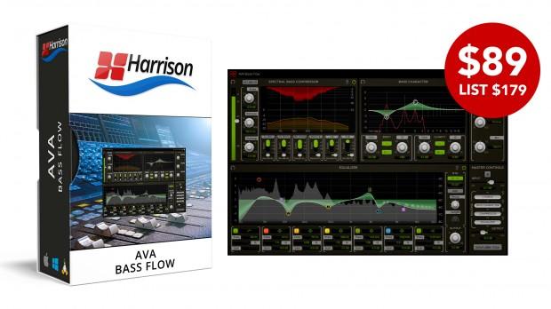 Harrison AVA Bass Flow MAY2021