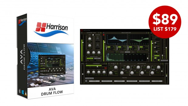 Harrison AVA Drum Flow MAY2021