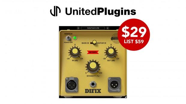 United Plugins DIFIX MAY2021