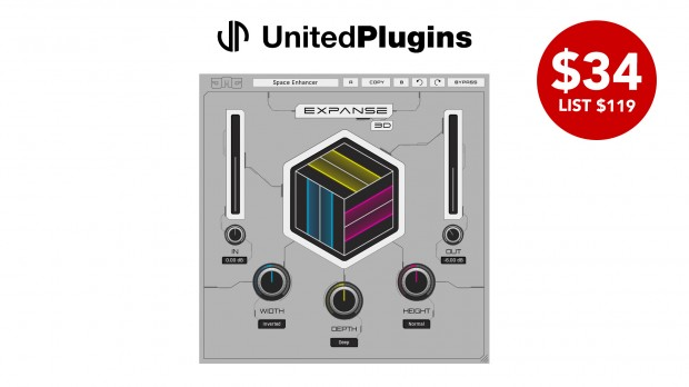 United Plugins Expanse 3D MAY 2021