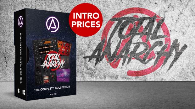 Anarchy Audioworx 2