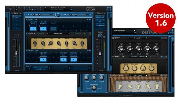 Blue Cat Axiom Destructor 1.6 Update promo JUNE2021