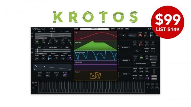 Krotos Concept 2 logo JUNE2021