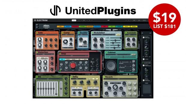 United Plugins ELECTRUM JUNE2021