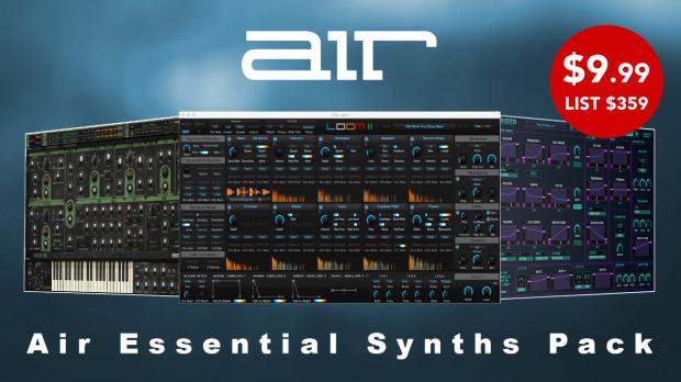 AIR Essential Synths
