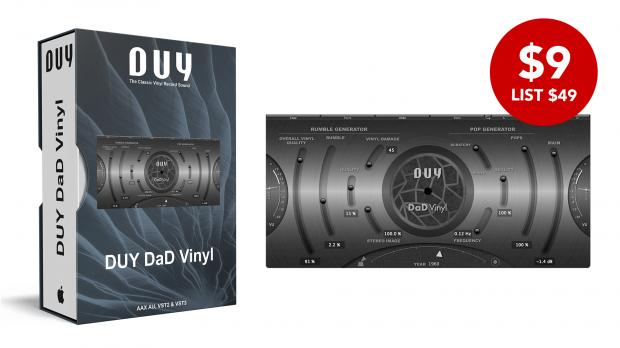 DUY Vinyl July 2021