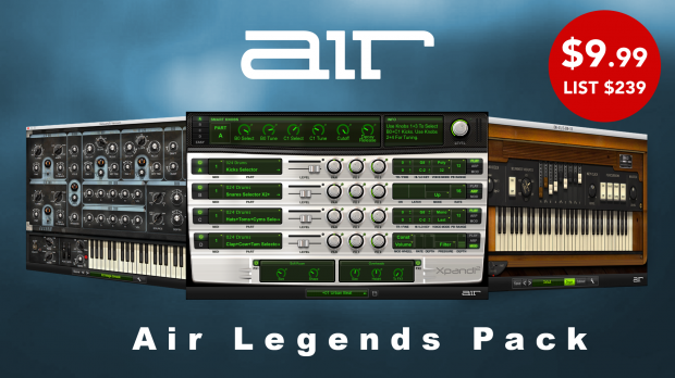 Air Legends Pack with price