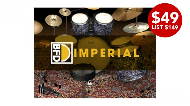 BFD Imperial Drums SEPT2021