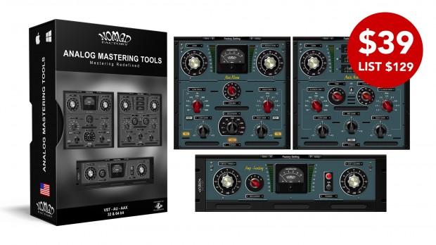 Nomad Analog Mastering Tools SEPT2021