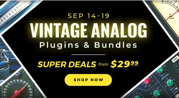 Waves Vintage Analog SEPT2021