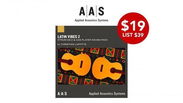 AAS Latin Vibes 2 OCT2021