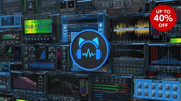 Blue Cat Mixing & Metering Plug-Ins Update Promo OCT2021