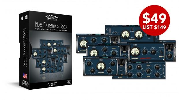 Nomad  Blue Tubes Dynamics Pack OCT2021