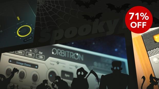 United Plugins Spooky Bundle  OCT2021